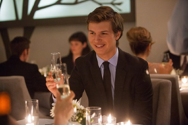 The Fault in Our Stars Movie Still 1