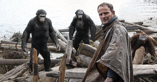 Dawn of the Planet of The Apes Movie Still 1