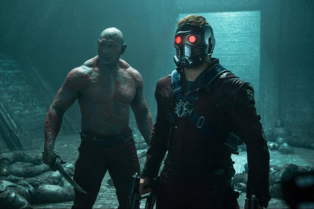 Guardians of the Galaxy Movie Still 1