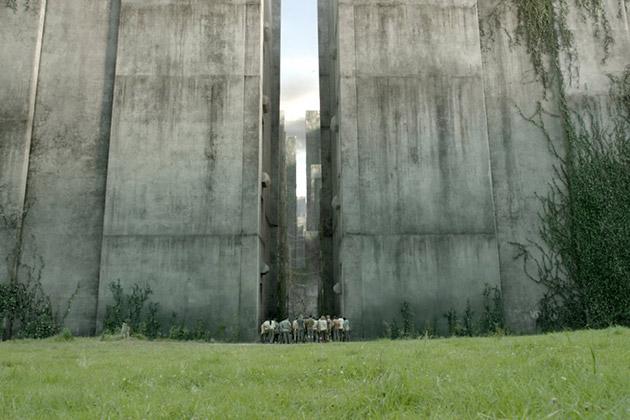 Maze Runner Movie Still 1