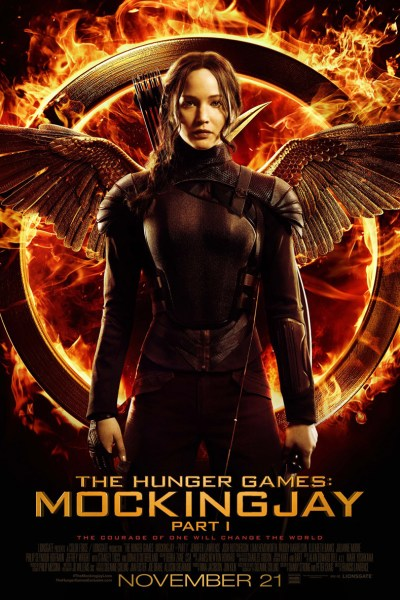 Hunger Games: Mockingjay Part One Movie Poster