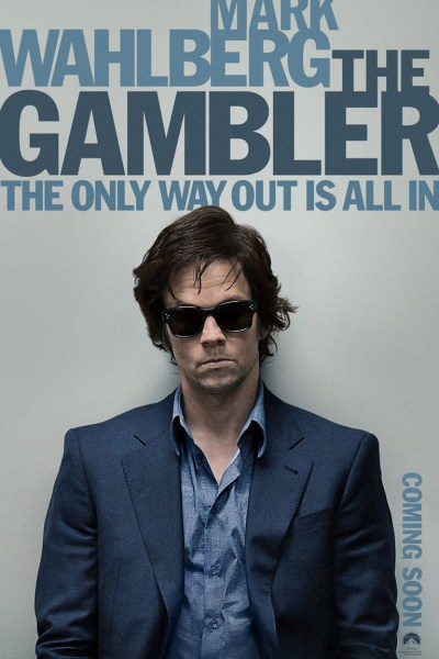 Gambler Movie Poster