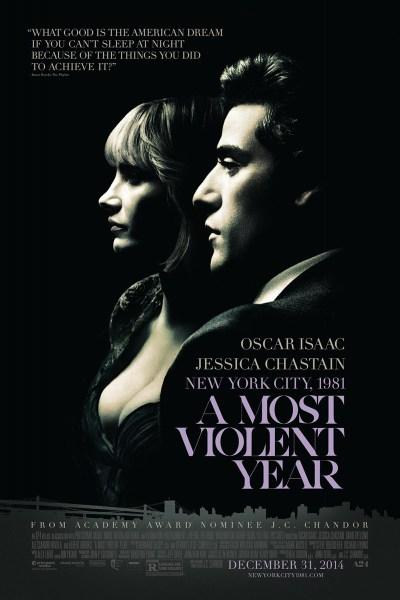 A Most Violent Movie Poster