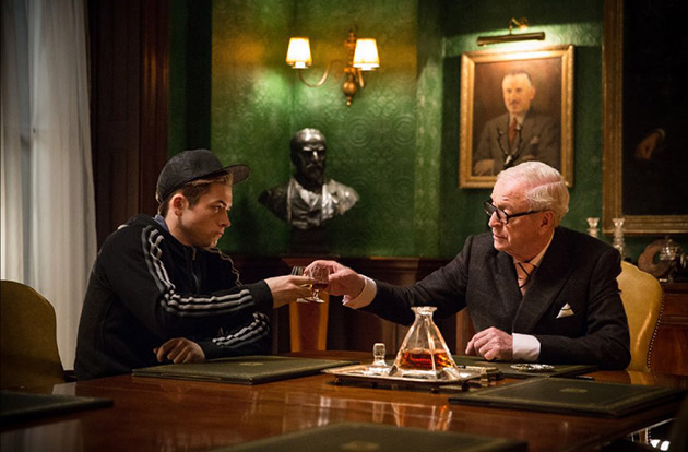 Kingsman Secret Service Movie Still 2