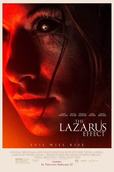 Lazarus Effect Movie Poster