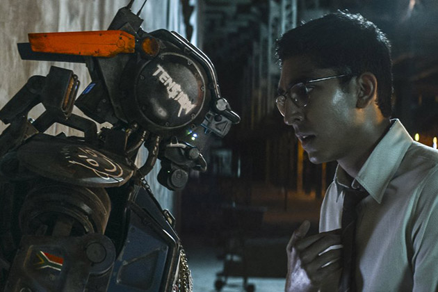 Chappie Movie Still 1