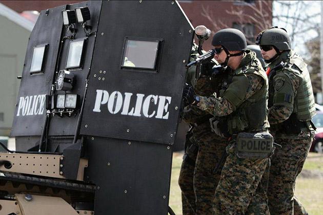 Peace Officer Movie Still 1