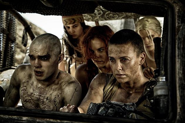 Mad Max: Fury Road Movie Still 1