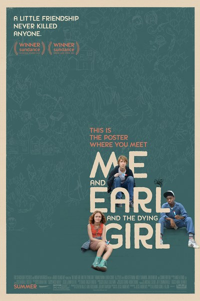 Me Earl & The Dying Girl Movie Poster