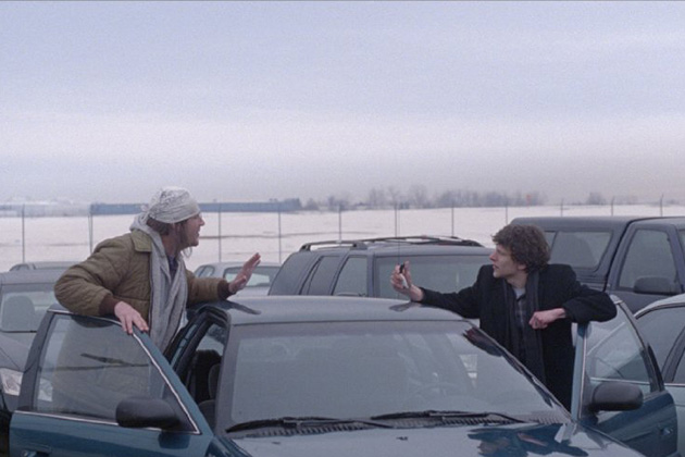 End of the Tour Movie Still 2