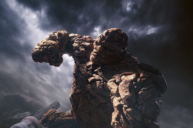 Fantastic Four Movie Still 2