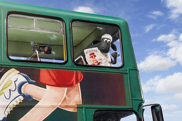 Shaun the Sheep Movie Still 1