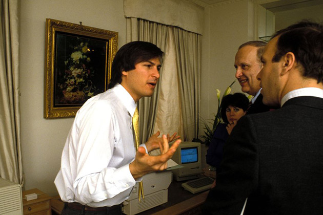 Steve Jobs: The Man in the Machine Still 2