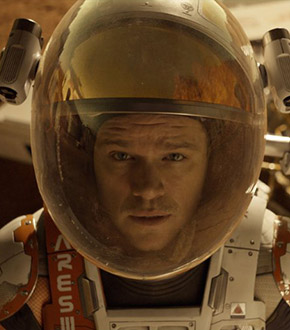 Martian Movie Featured Image