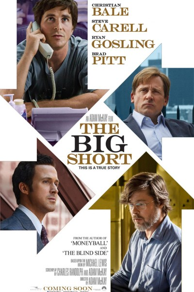 Big Short Movie Poster