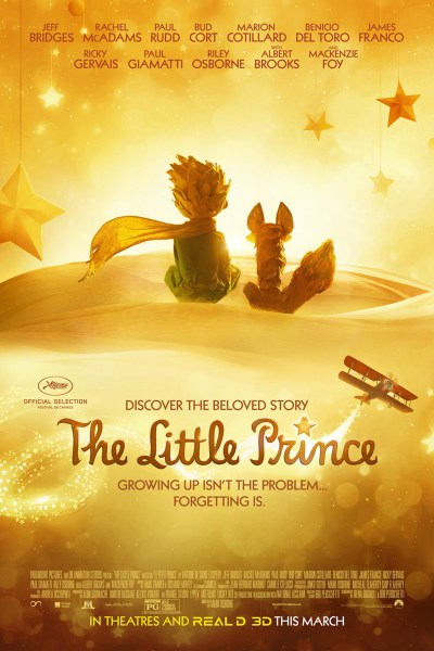 The Little Prince Movie Postera