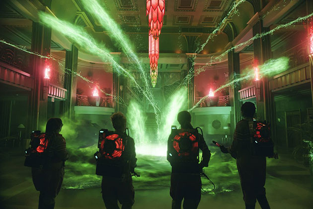 Ghostbusters Movie Still 4