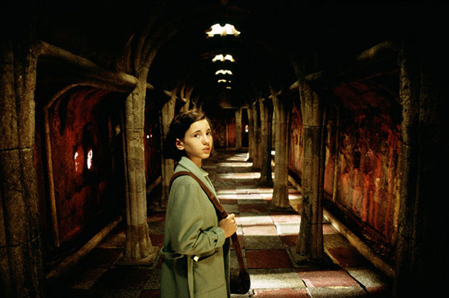 Pan's Labyrinth Movie Still 2