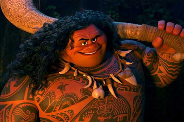 Moana Movie Still 2