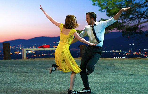 La La Land Movie Header Image