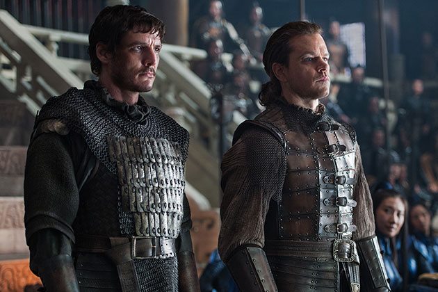 Great Wall Movie Still 3