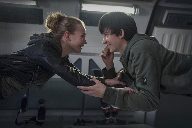 Space Between Us Movie Still 2