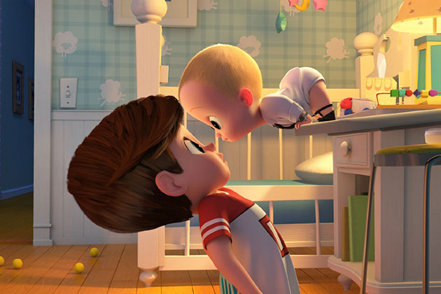 Boss Baby Movie Still 2