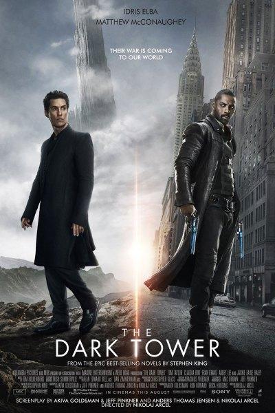 Dark Tower Movie Poster