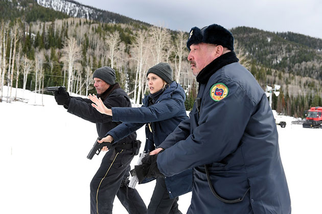 Wind River Movie Still 3