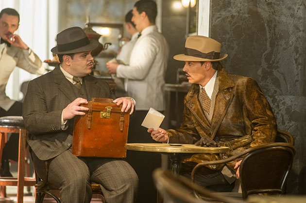 Murder on the Orient Express Movie Still 1