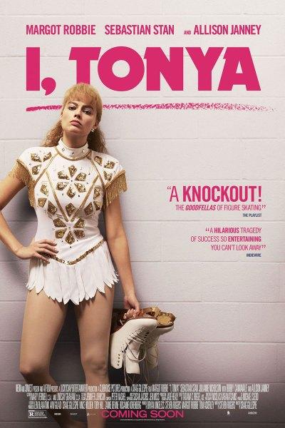 I, Tonya Movie Poster