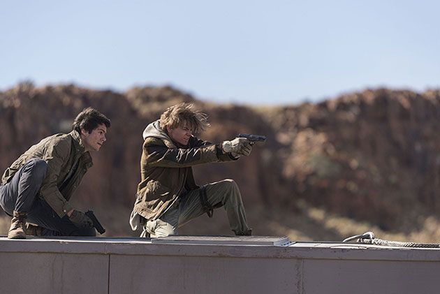 Maze Runner: The Death Cure Movie Still 2
