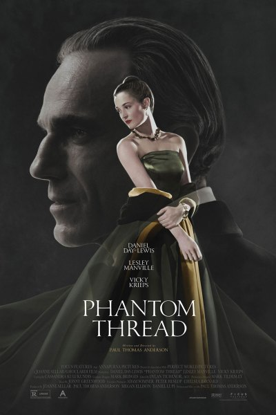 Phantom Thread Movie Poster Image