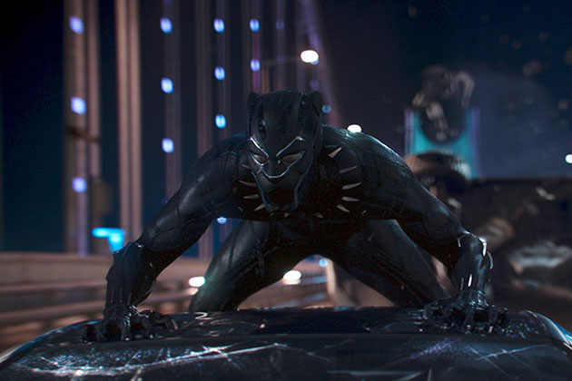 Black Panther Movie Still 2