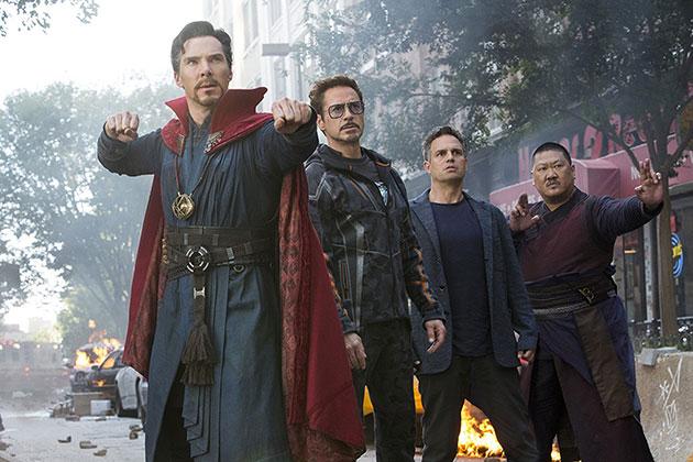 Avengers Infinity War Movie Still 2