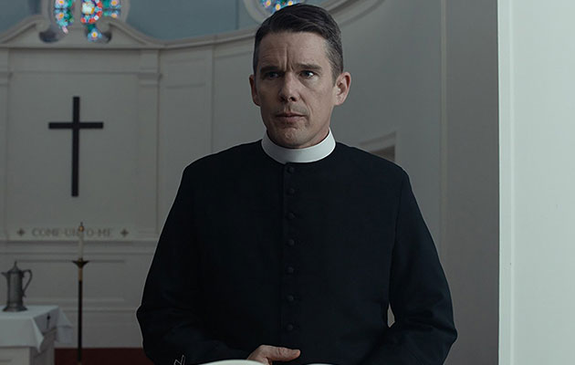First Reformed Movie Header Image
