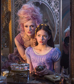 Nutcracker and the Four Realms Movie Featured Image