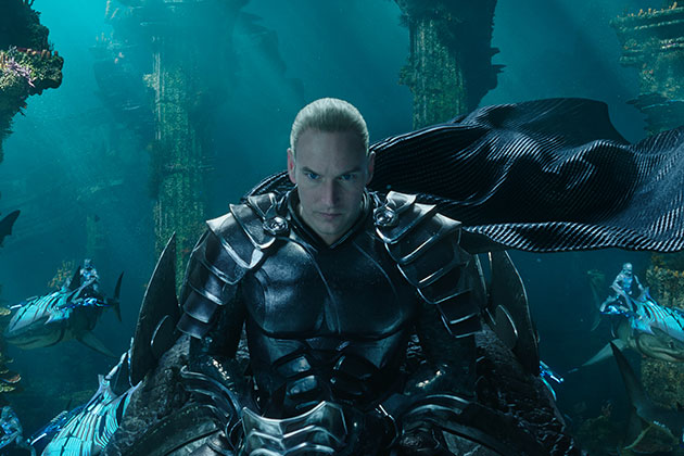 Aquaman Movie Still 2