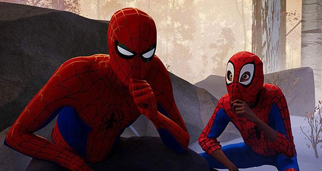 Spider-Man: Into the Spider-Verse Movie Still 2