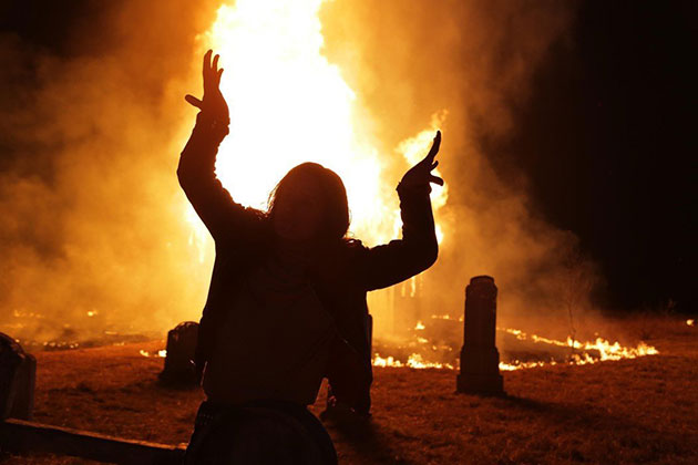 Lords of Chaos Movie Still 2