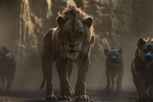 The Lion King (2019) Movie Still 1