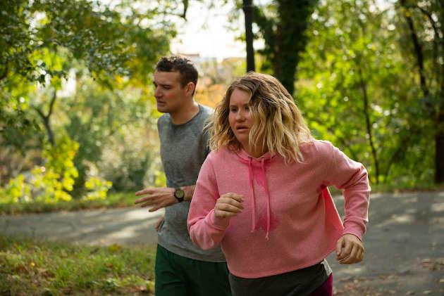 Brittany Runs a Marathon Movie Still 1