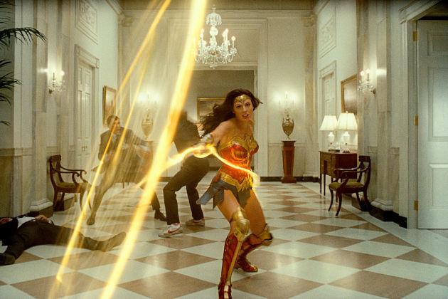 Wonder Woman 1984 Movie Still 2