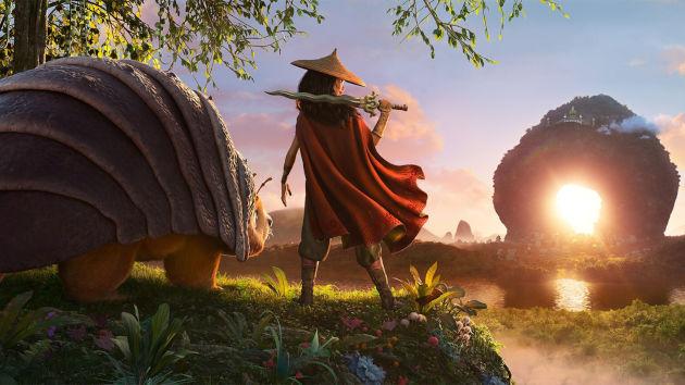 Raya and The Last Dragon Movie Still 1