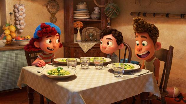 Luca Movie Still 2