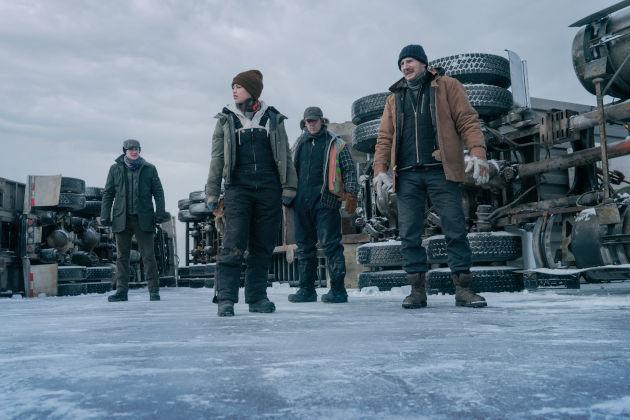 The Ice Road Movie Still 2