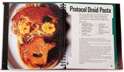 Tostadas de droide de protocolo