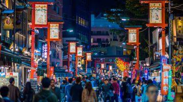 carteles de cine en Japón