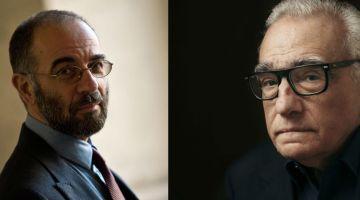 Giuseppe Tornatore y Martin Scorsese