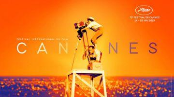 affiche cartel de Cannes 2019
